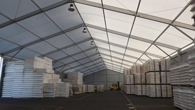 Warehouse-storage1 Temporary Buildings Temporary Building Temporary Industrial Buildings