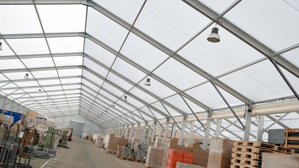 extra storage for a garden centre under this Temporary Building Types
