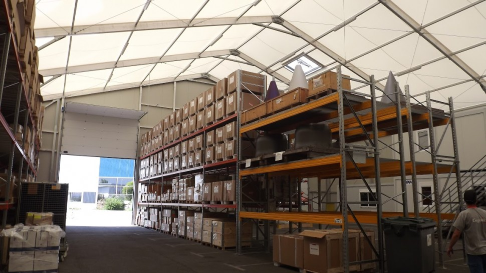 manufacturing workshop storage solutions